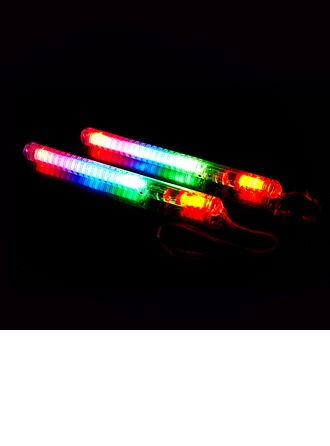 Color changing Plastic LED Lights