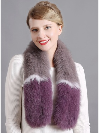 Fox Fur Wedding Wrap