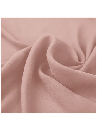 [Gratis levering] Chiffon Fabric ved 1/2 Yard