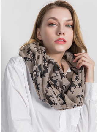 Animal Light Weight/Oversized Scarf