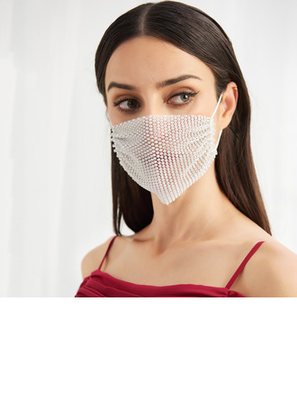 Non-Medical Reusable Face Masks With Adjustable Loop