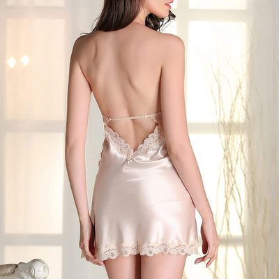 Bridal/Feminine Satin Sleepwear/Slips