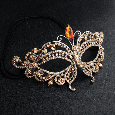 Beautiful Alloy Forehead Jewelry With Rhinestone/Crystal