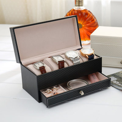 Groomsmen Gifts - Elegant Fashion Wooden Jewelry Box