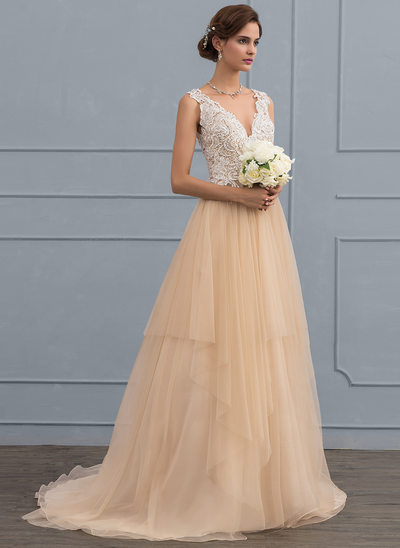 BallGown Wedding Dresses Affordable Under 100 JJsHouse