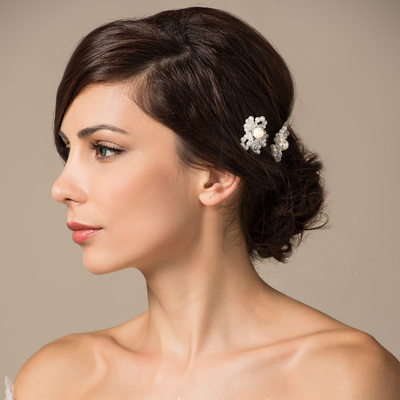 Elegant Imitation Pearls Hairpins (Sold in single piece)