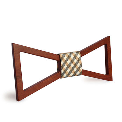 Style Classique Modern Style Style Vintage Bois Bow Tie