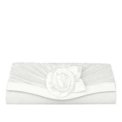 Delicate Satin Clutches