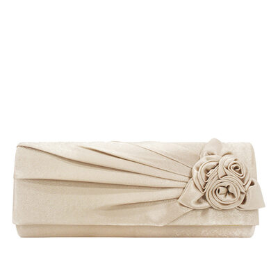 Elegant Silk Clutches/Bridal Purse