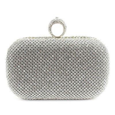 Elegant/Charming/Shining Satin Clutches/Satchel/Evening Bags