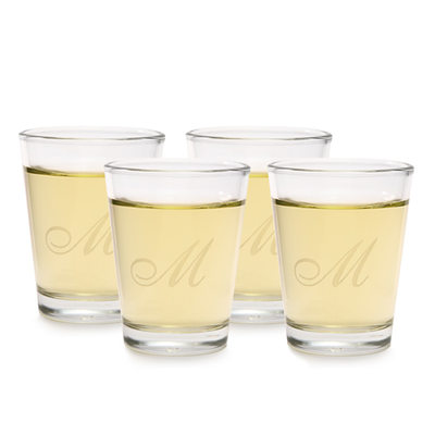 Groom Gifts - Personalized Classic Glass Mug (Set of 12)