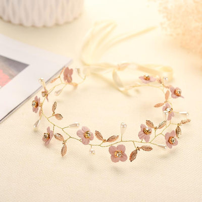 Ladies Beautiful Rhinestone/Alloy Headbands With Rhinestone (Sold in single piece)