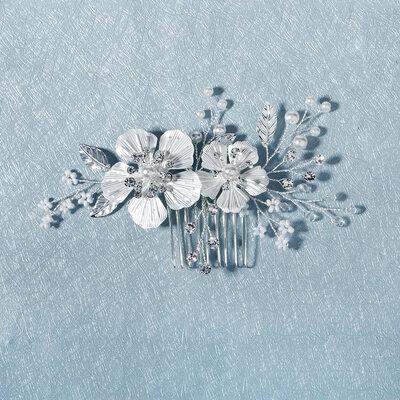 Dámy Romantický Drahokamu/Faux Pearl Jehlice do vlasů S Drahokamu (Prodává se jako jeden kus)