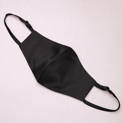 Non-Medical Satin Face Masks With Adjustable Loop