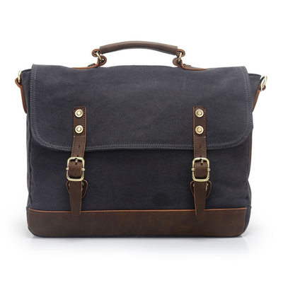 Groom Gifts - Classic Canvas Briefcase