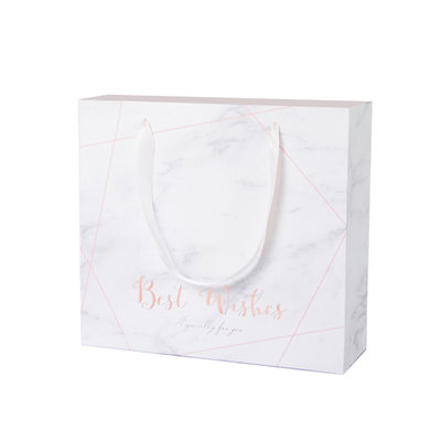 Bridesmaid Gifts - Elegant Card Paper Gift Box/Bag