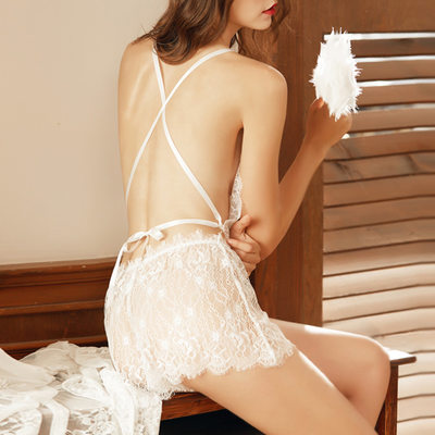 Simple And Elegant Lace Babydolls