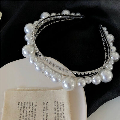 Ladies Beautiful Alloy/Pearls Tiaras