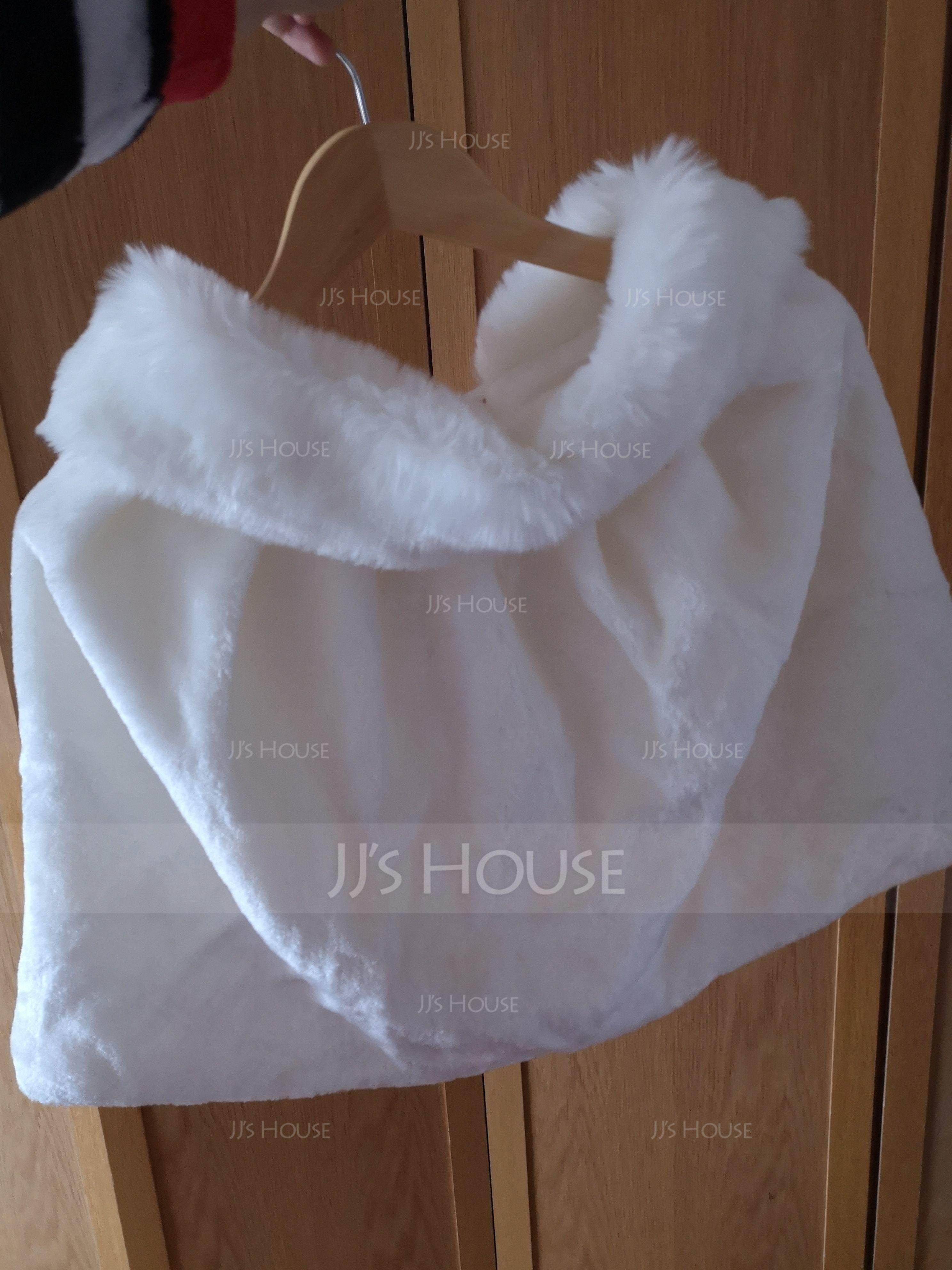 Faux Fur Mode Sjaal (013100929)