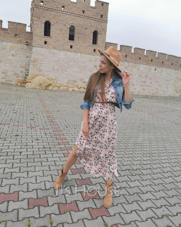 Unisex Fashion Felt Fedora Hat
